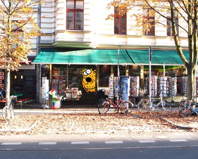 Buchbox-Kastanienallee