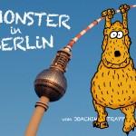 Monster in Berlin von Joachim Trapp