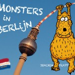 Monsters in Berlijn - Joachim Trapp