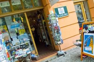 Buchhandlung Prior & Mumpitz, Dunckerstraße 72, 10437 Berlin